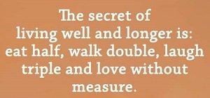 Living Well and Longer
